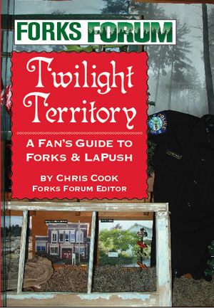 Twilight Tours An Illustrated Guide to the Real Forks
